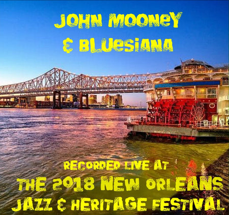 Honey Island Swamp Band - Live at 2018 New Orleans Jazz & Heritage Festival
