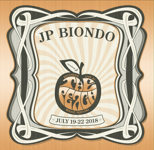 JP Biondo - Live at 2018 Peach Music Festival