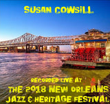 Susan Cowsill - Live at 2018 New Orleans Jazz & Heritage Festival