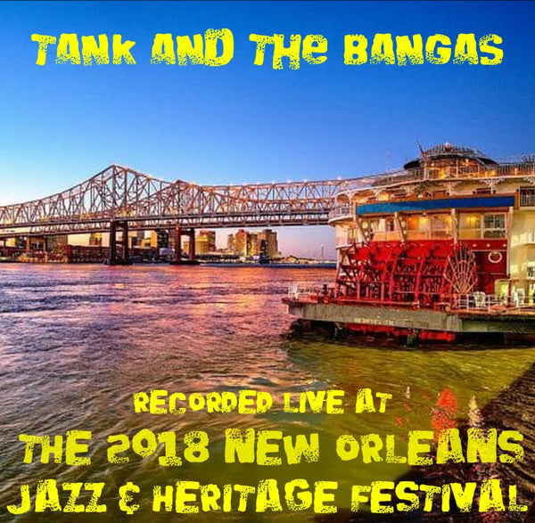 Tank and The Bangas - Live at 2018 New Orleans Jazz & Heritage Festival