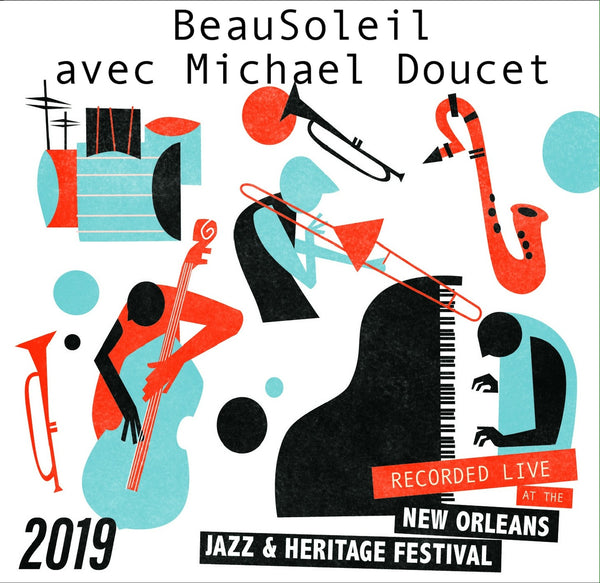 BeauSoleil avec Michael Doucet - Live at 2019 New Orleans Jazz & Heritage Festival