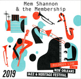 Mem Shannon & the Membership - Live at 2019 New Orleans Jazz & Heritage Festival