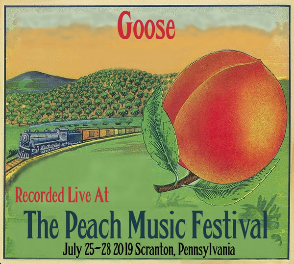 Goose - Live at The 2019 Peach Music Festival