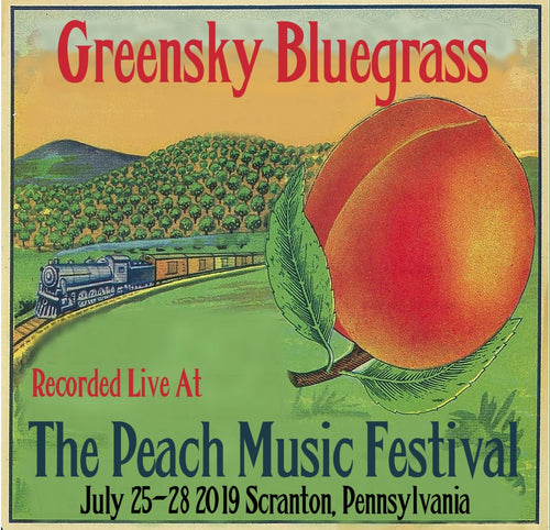 Greensky Bluegrass - Live at The 2019 Peach Music Festival