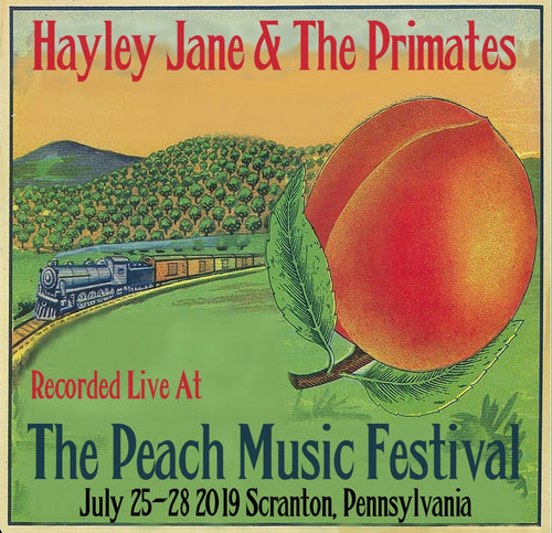 Hayley Jane & The Primates - Live at The 2019 Peach Music Festival