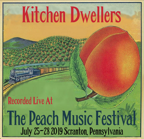 Kitchen Dwellers - Live at The 2019 Peach Festival