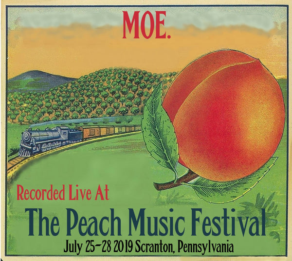 MOE. - Live at The 2019 Peach Music Festival