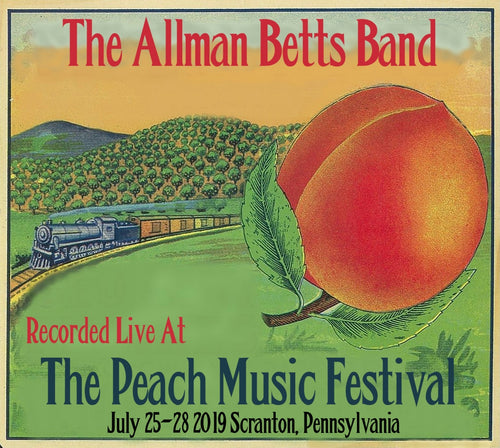 The Allman Betts Band - Live at The 2019 Peach Music Festival
