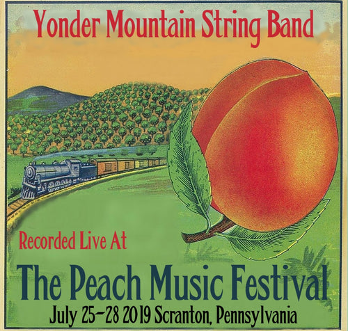 Yonder Mountain String Band - Live at The 2019 Peach Music Festival