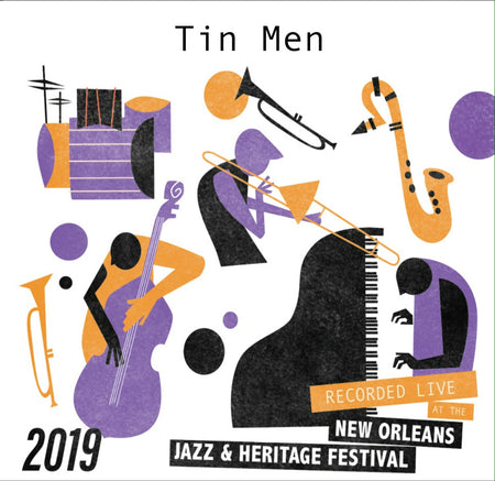 Bryan Lee Six String Therapy - Live at 2019 New Orleans Jazz & Heritage Festival