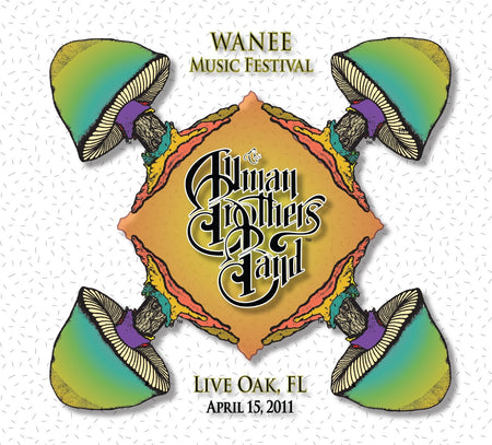The Allman Brothers Band: 2013-08-17 Live at Peach Music Festival, Montage Mountain, PA, August 17, 2013