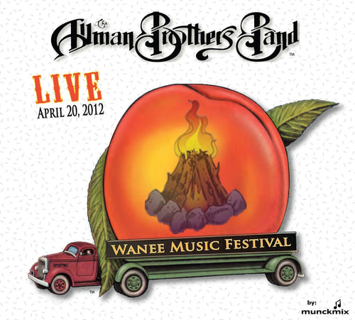The Allman Brothers Band: Summer 2012 Complete Set