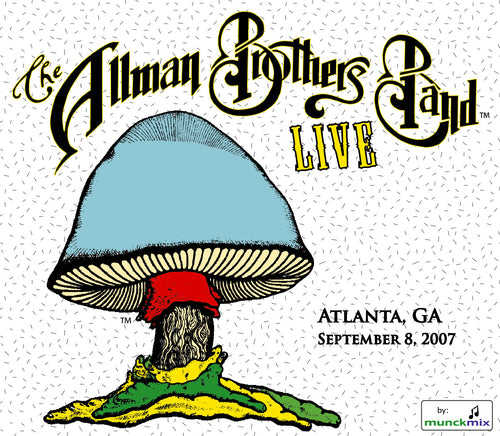 The Allman Brothers Band: 2007-09-08 Live at Piedmont Park, Atlanta GA, September 08, 2007