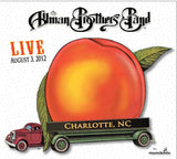 The Allman Brothers Band: 2012-08-03 Live at Charlotte, NC, Charlotte, NC, August 03, 2012