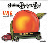 The Allman Brothers Band: 2012-08-08 Live at Boston, MA, Boston, MA, August 08, 2012