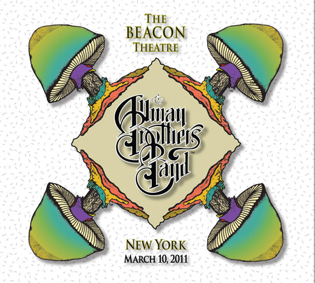 Allman Brothers Band: St. Patrick's Day at The Beacon!