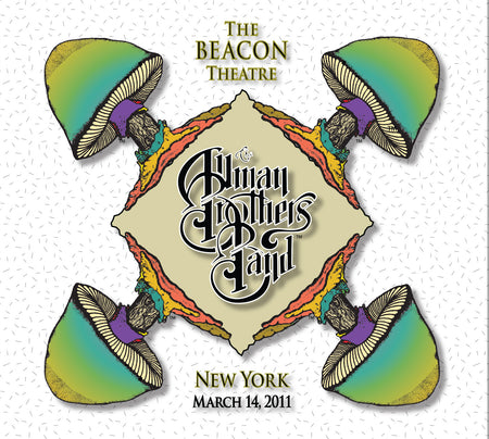 The Allman Brothers Band: 2011-03-11 Live at Beacon Theatre, New York, NY, March 11, 2011