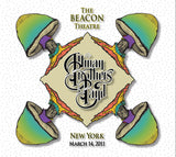The Allman Brothers Band: 2011-03-14 Live at Beacon Theatre, New York, NY, March 14, 2011