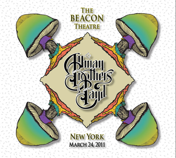 The Allman Brothers Band: 2011-03-24 Live at Beacon Theatre, New York, NY, March 24, 2011