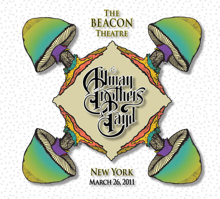 Holiday Savings! - The Allman Brothers Band: 2011 Thanksgiving Run Complete Set