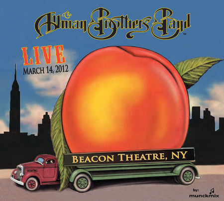 The Allman Brothers Band: 2012-03-16 Live at Beacon Theatre, New York, NY, March 16, 2012