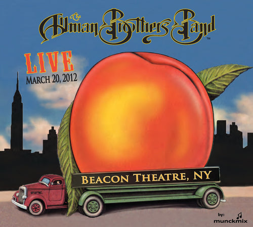 The Allman Brothers Band: 2012-03-20 Live at Beacon Theatre, New York, NY, March 20, 2012