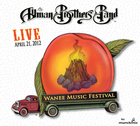 The Allman Brothers Band: 2012-08-01 Live at Atlanta, GA, Atlanta, GA, August 01, 2012