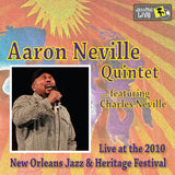 Aaron Neville Quintet feat. Charles Neville - Live at 2010 New Orleans Jazz & Heritage Festival