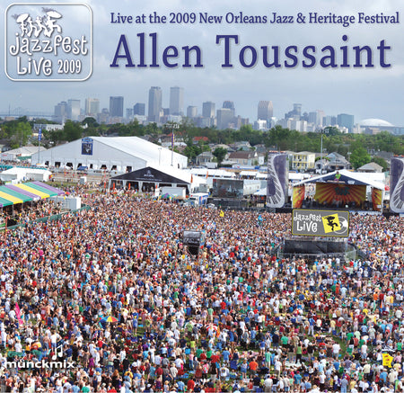 Midnight Disturbers - Live at 2009 New Orleans Jazz & Heritage Festival