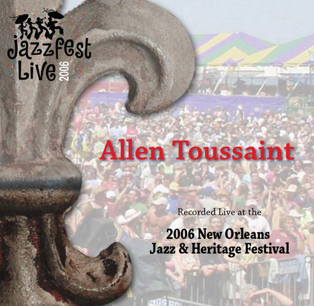 David Egan - Live at 2006 New Orleans Jazz & Heritage Festival