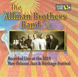 Allman Brothers Band - Live at 2010 New Orleans Jazz & Heritage Festival