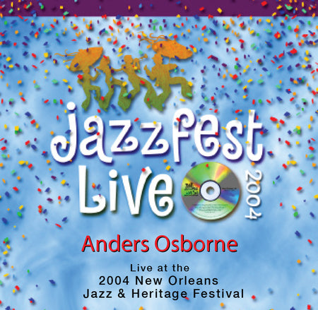 Compilation: Live at 2004 New Orleans Jazz & Heritage Festival