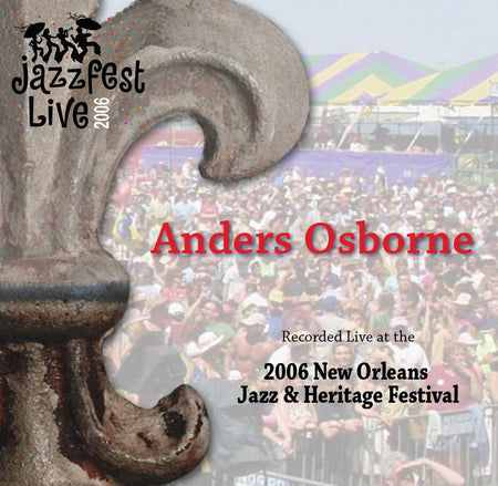 Amanda Shaw & the Cute Guys - Live at 2006 New Orleans Jazz & Heritage Festival