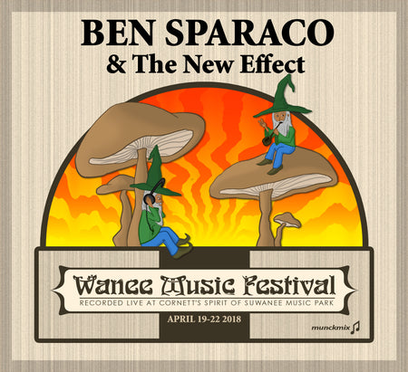 Wanee Music Festival - 2016 CD Set