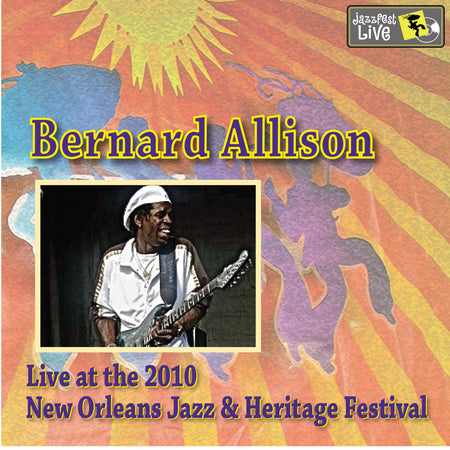 Luther Kent & Trickbag - Live at 2010 New Orleans Jazz & Heritage Festival