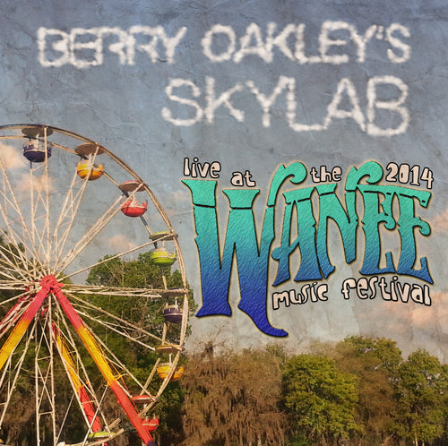 Berry Oakley's Skylab - Live at 2014 Wanee Music Festival