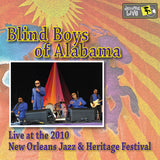 Blind Boys of Alabama - Live at 2010 New Orleans Jazz & Heritage Festival