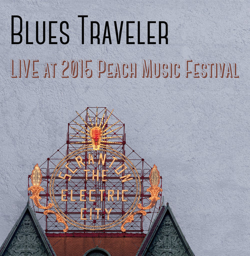 Blues Traveler - Live at 2015 Peach Music Festival