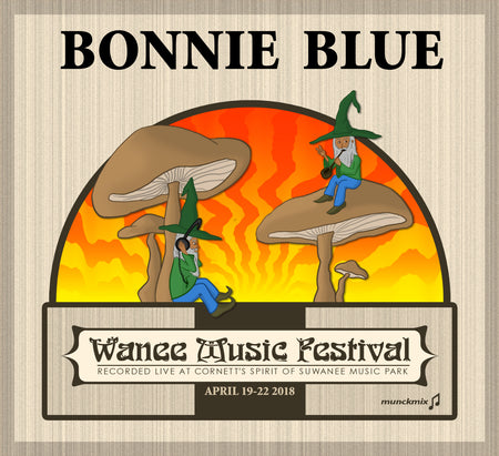 Ben Sparaco Band - Live at 2017 Wanee Music Festival