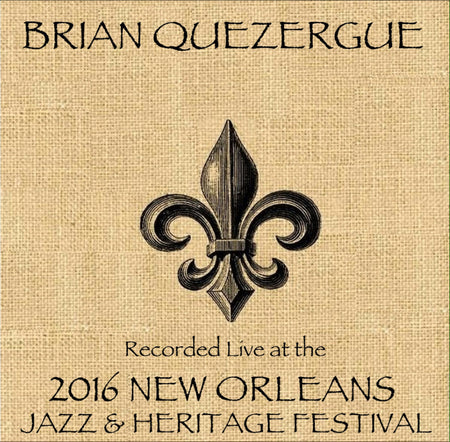 George Porter Jr & Runnin' Pardners - Live at 2016 New Orleans Jazz & Heritage Festival