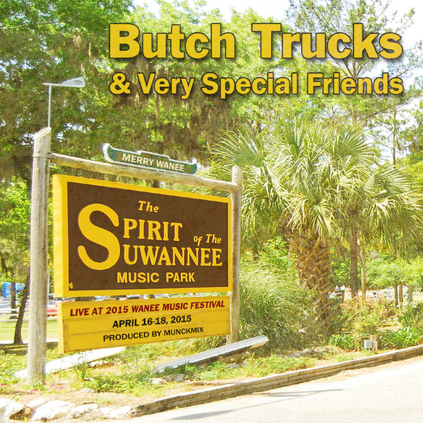Butch Trucks & Very Special Friends - Live at 2015 Wanee Music Festival