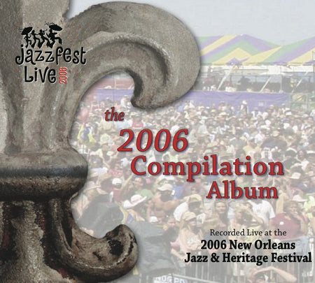 Kim Carson & the Casualties - Live at 2006 New Orleans Jazz & Heritage Festival