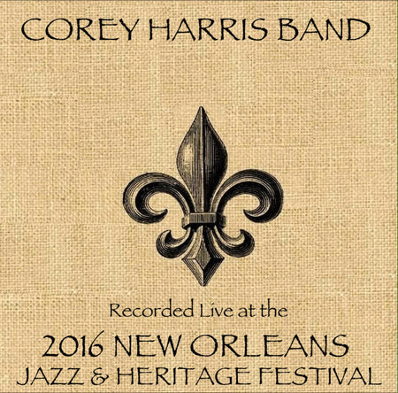 Blodie's Jazz Jam - Live at 2016 New Orleans Jazz & Heritage Festival