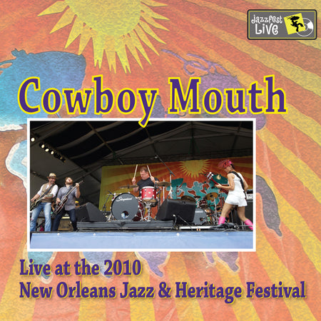 Dixie Cups - Live at 2010 New Orleans Jazz & Heritage Festival