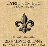 Cyril Neville & SwampFunk - Live at 2016 New Orleans Jazz & Heritage Festival