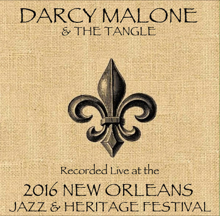 Corey Harris Band  - Live at 2016 New Orleans Jazz & Heritage Festival