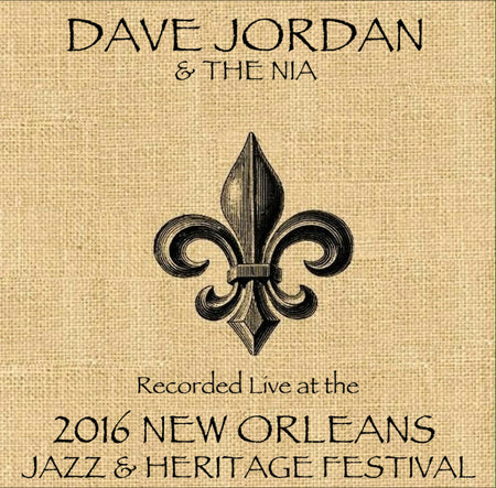 Bernard Allison Group - Live at 2016 New Orleans Jazz & Heritage Festival