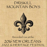 Driskill Moutain Boys - Live at 2016 New Orleans Jazz & Heritage Festival