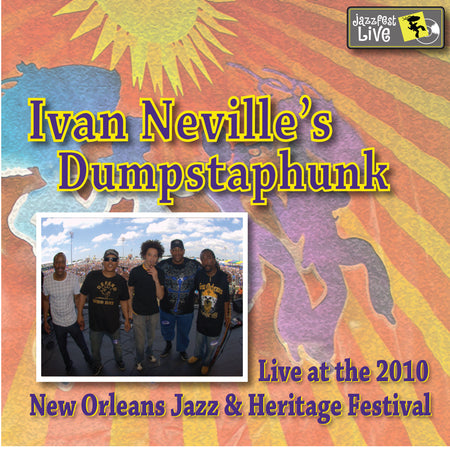 Kristin Diable - Live at 2010 New Orleans Jazz & Heritage Festival