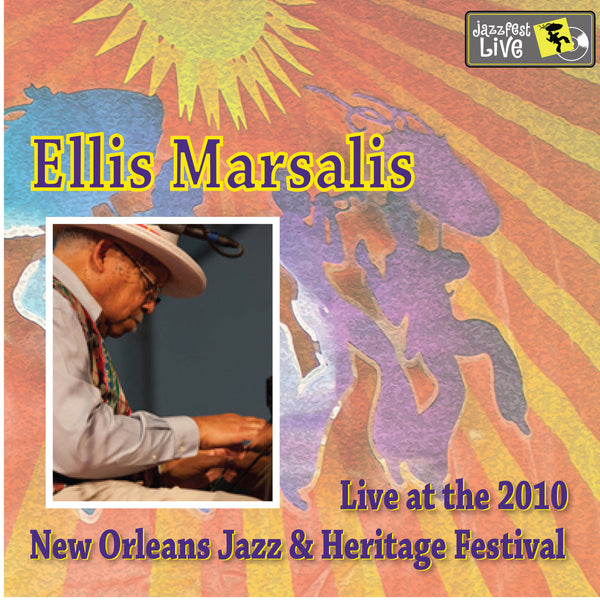 Ellis Marsalis - Live at 2010 New Orleans Jazz & Heritage Festival